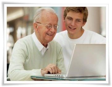 Clases personalizadas de computación para adultos mayores - Estudio Desde Casa