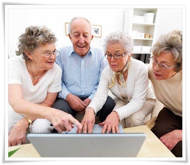 Cursos de computación para adultos mayores - Estudio Desde Casa