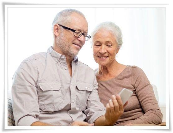Inscríbete en un Curso de celular para adultos mayores o Curso de manejo de smartphone - Estudio Desde Casa