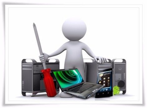 Reparación de computadoras - Estudio Desde Casa