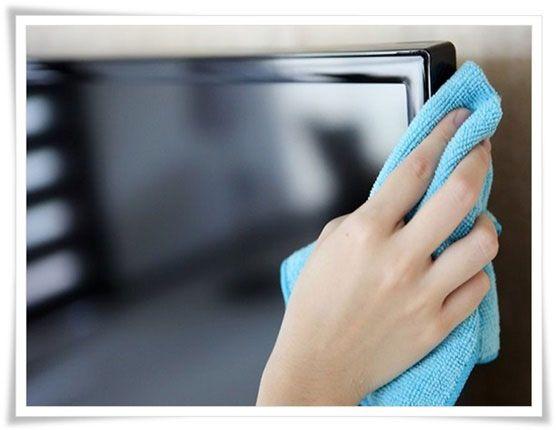 Mantener limpio el monitor del PC - Estudio Desde Casa