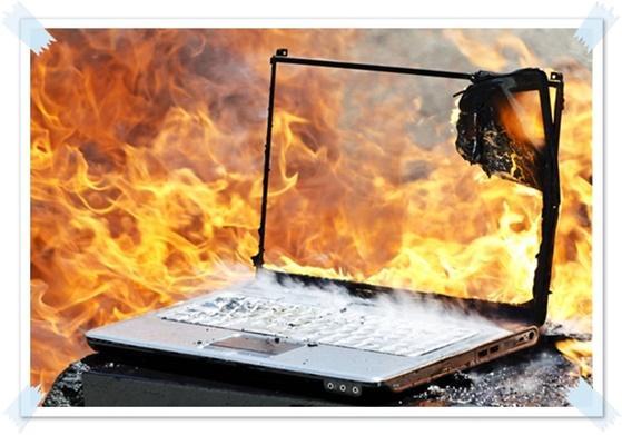 Mi laptop se apaga al encender porque genera rápidamente temperatura elevada - Estudio Desde Casa