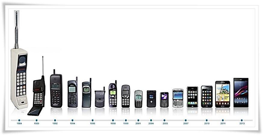 Quien invento el teléfono inteligente y cual es la historia de los smartphones - Estudio Desde Casa