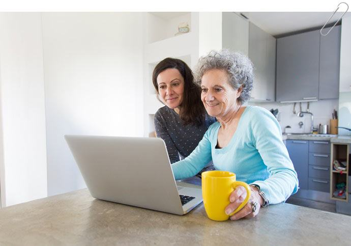 Como afecta la tecnología en los adultos mayores - Personas Mayores y TICs - Estudio Desde Casa