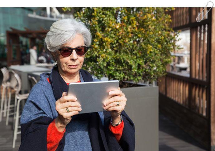 Que mirada tienen los Adultos Mayores de las TICs - Disminuir la brecha digital - Estudio Desde Casa